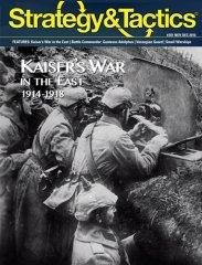 カイザーズ・ウォー・イン・ジ・イースト (Kaiser's War in the East )