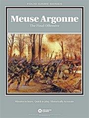 ムーズ=アルゴンヌの戦い (Meuse-Argonne)