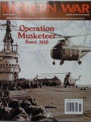 マスケティア作戦(Operation Musketeer)