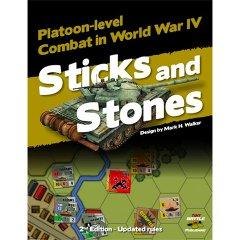 スティックス&ストーンズ第2版(Sticks and Stones)