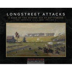 ロングストリートの攻撃(Longstreet Attacks)