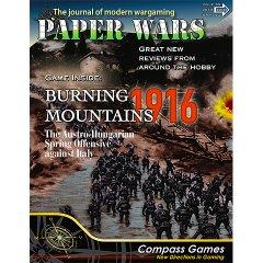 バーニング・マウンテン(Burning Mountains 1916)