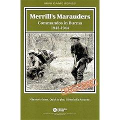 メリル略奪隊(Merrill's Marauders)
