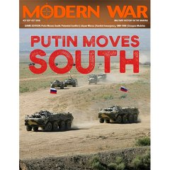 プーチン南へ(Putin Moves South)