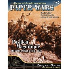 マルス=ラ=トゥールの戦い(Position Magnifique: Mars Le Tour 1870)