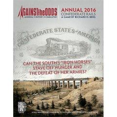 AtO2016- Confederate Rails(南北戦争時の南部鉄道運営)