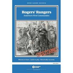 【受注一時停止】ロジャーズ・レンジャーズ (Rogers' Rangers)