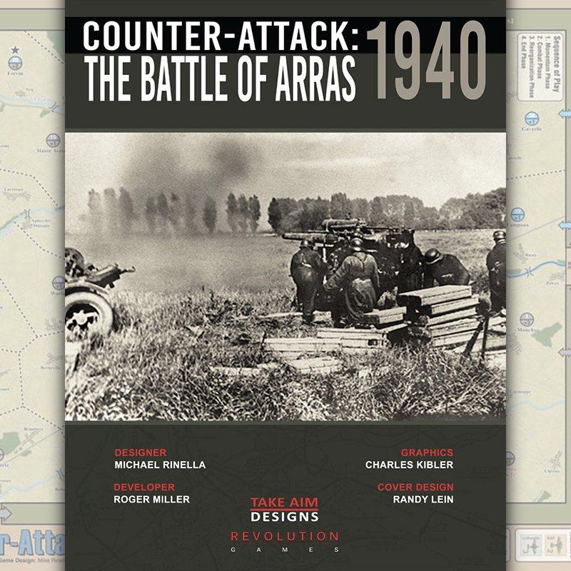 アラスの戦い(Counter-Attack)
