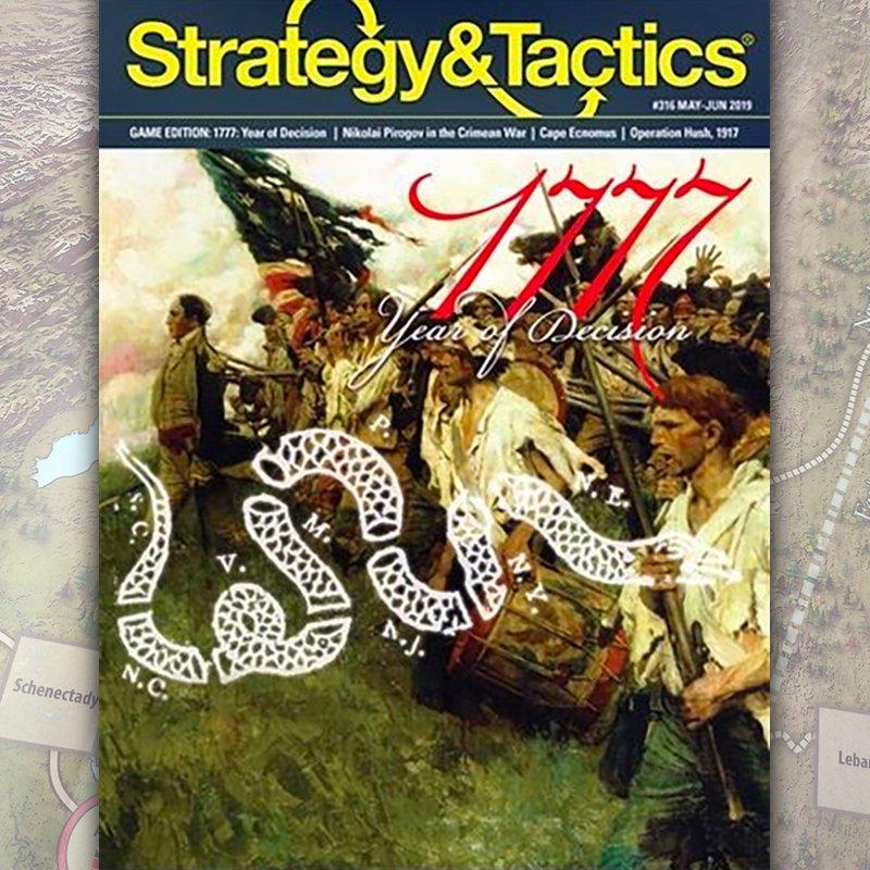 1777年戦役(The Campaigns of 1777)