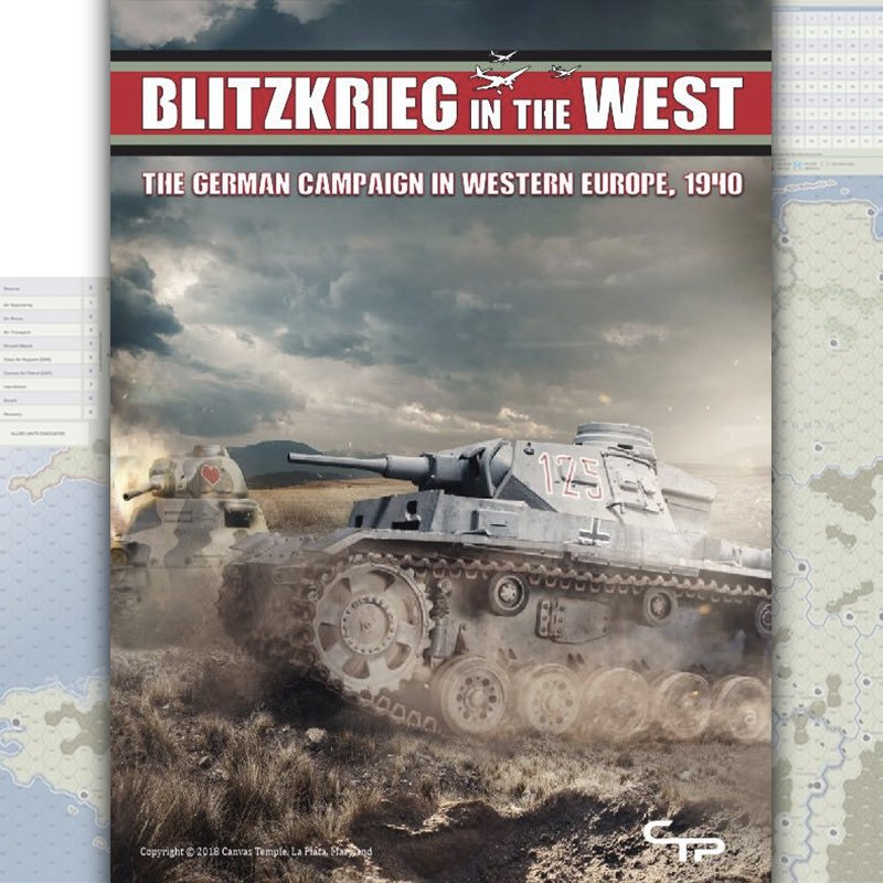 西方電撃戦(Blitzkrieg in the West)