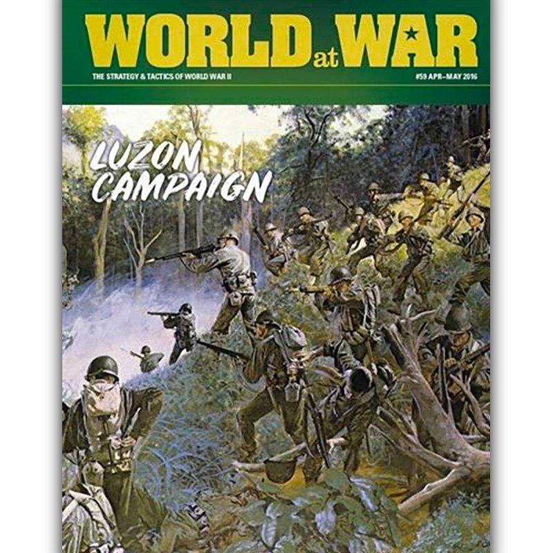 ルソン戦役(The Luzon Campaign, 1945)