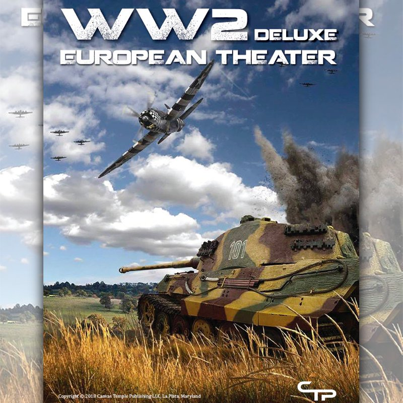 WW2デラックス: 欧州戦域(WW2 Deluxe: The War in Europe)