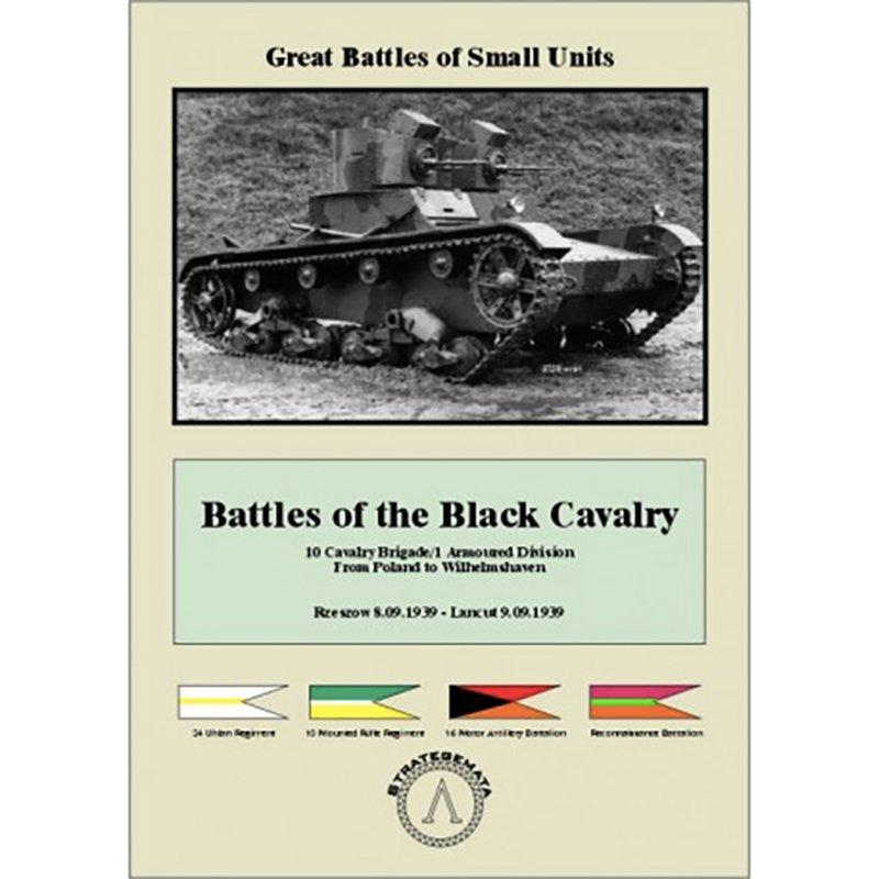 黒騎兵: ジェシュフ&ワンツトの戦い(Battles of the Black Cavalry)