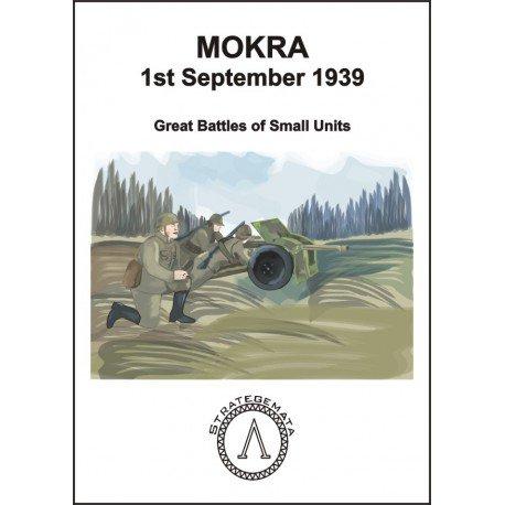 モクラの戦い(Mokra 1st September 1939)