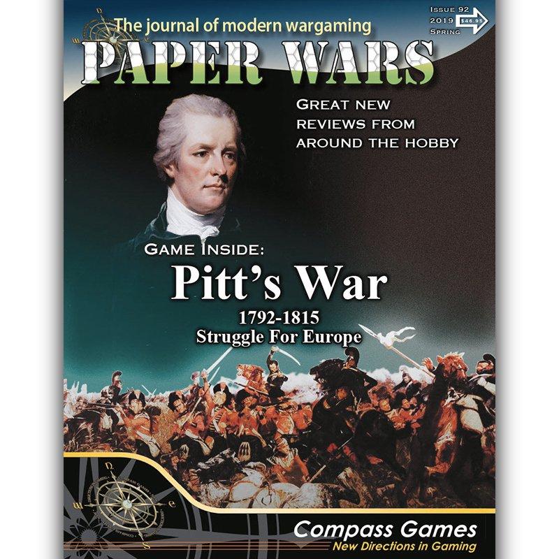 ピットの戦争(Pitt's War)