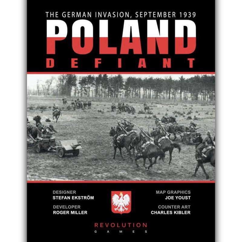 ポーランド・ディファイアント(Poland Defiant)