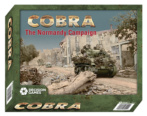 コブラ(COBRA: The Normandy Campaign)