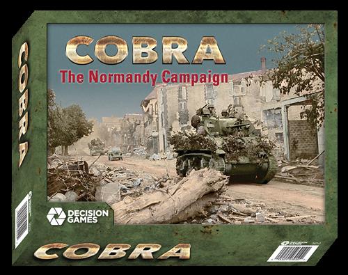 コブラ(COBRA: The Normandy Campaign)