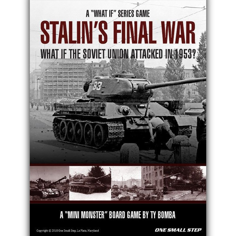 スターリン最終戦争(Stalin's Final War: What if the Soviet Union Attacked in 1953?)