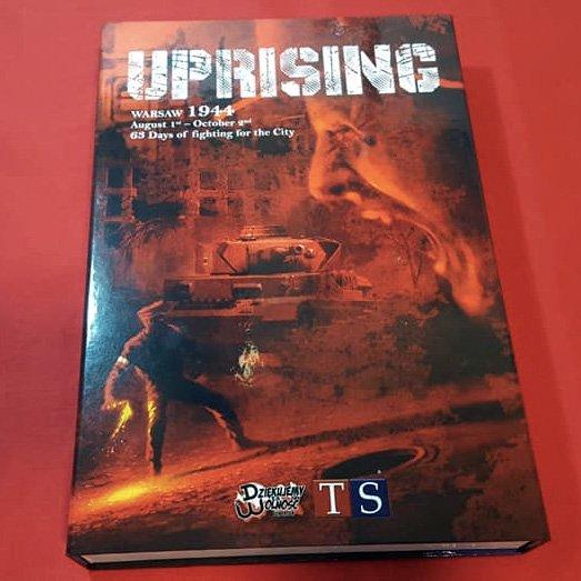 アップライジング44(Uprising 44)