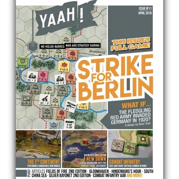 ストライク・ベルリン(Strike for Berlin)