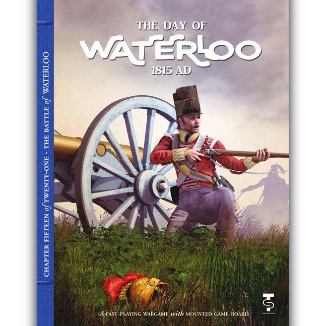 ワーテルローの戦い(The Day of Waterloo)