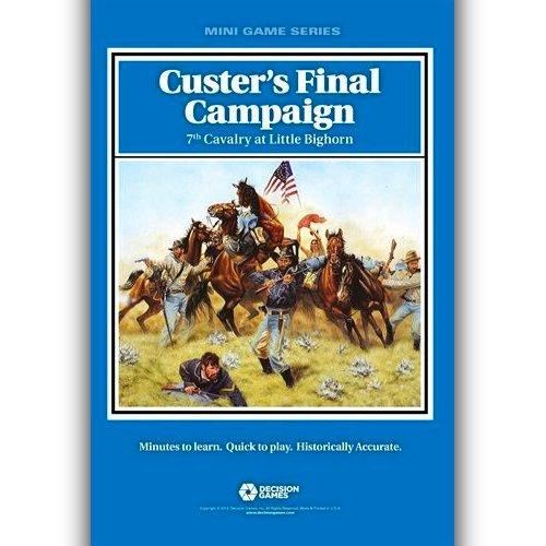 カスター最後の戦い(Custer's Final Campaign)
