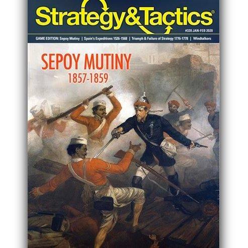 ST320- Sepoy Mutiny(セポイの反乱)