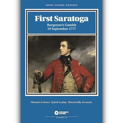 第一次サラトガの戦い(First Saratoga)