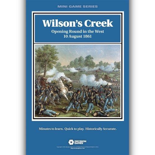 ウィルソンズ・クリーク(Wilson's Creek)