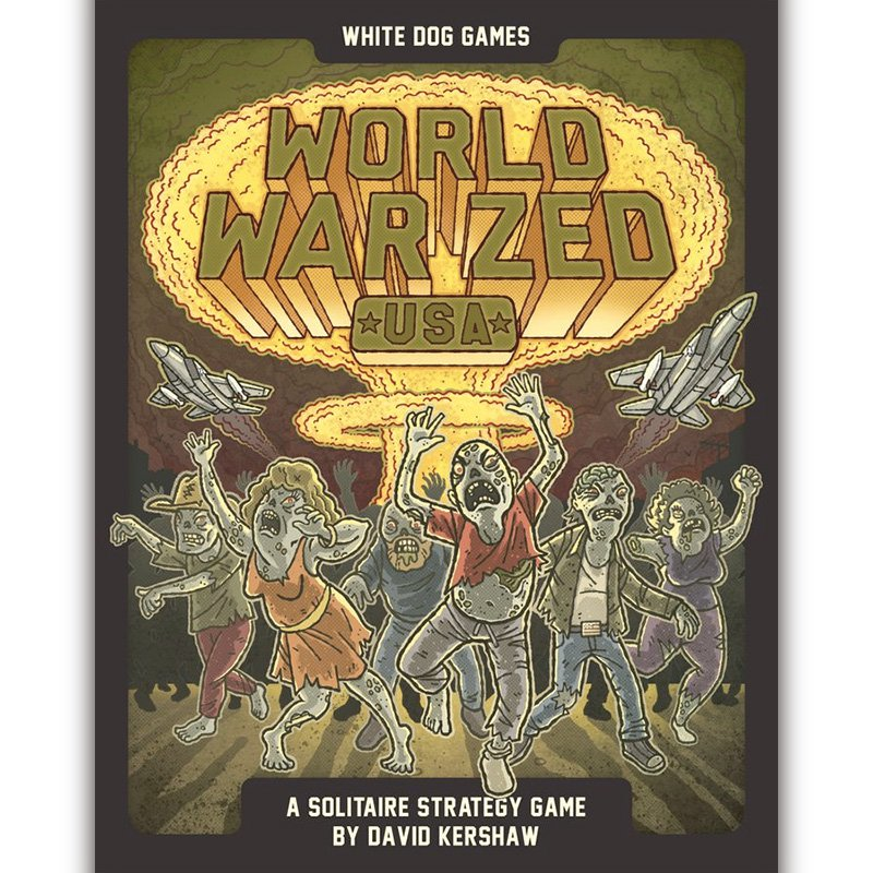 ゾンビ世界大戦 in アメリカ(World War Zed: USA)