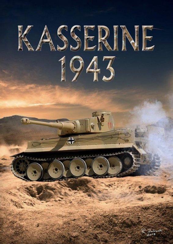 カセリーヌ1943(Kasserine 1943)