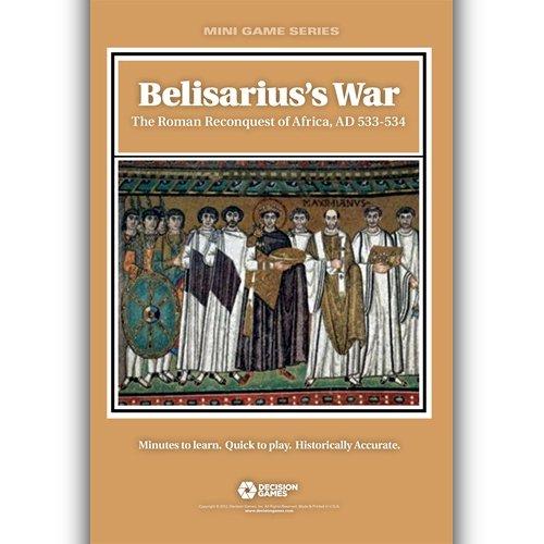 ベリサリウスの戦争(Belisarius's War)