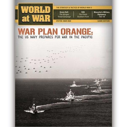 プラン・オレンジ(Great Pacific War)