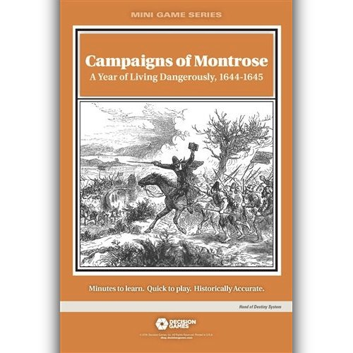 Campaigns of Montrose(第一次イングランド内戦)