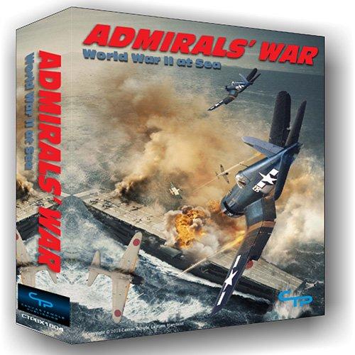 【再版予定あり】Admirals' War(提督たちの戦争)