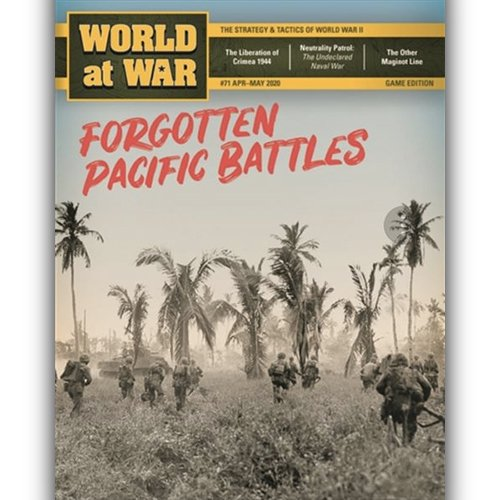 Forgotten Pacific Battles(太平洋の島嶼戦)
