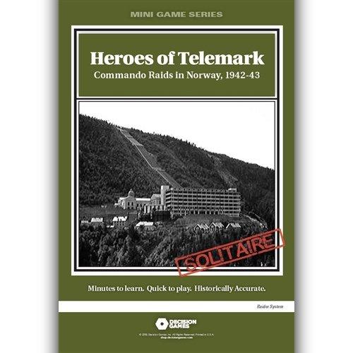 Heroes of Telemark(テレマークの英雄たち)