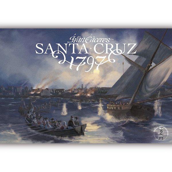 Santa Cruz 1797(サンタ・クルス1797)