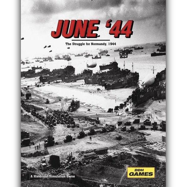 June '44 & August '44