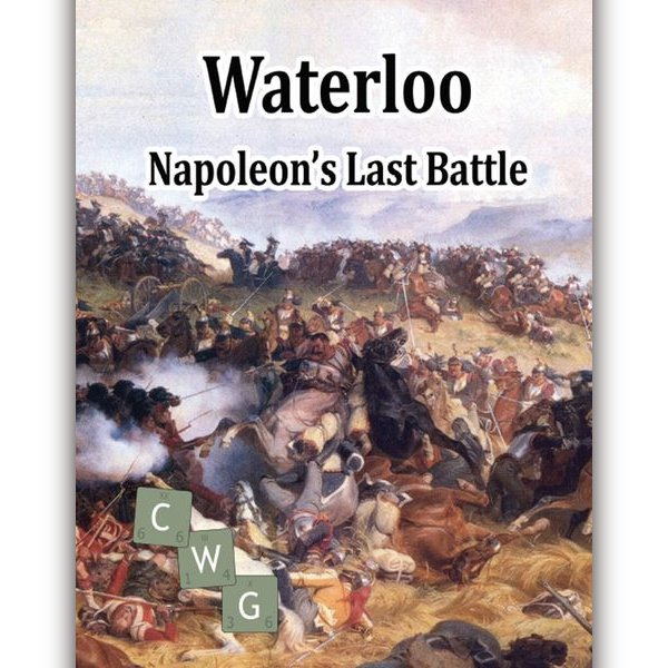 <img class='new_mark_img1' src='//img.shop-pro.jp/img/new/icons5.gif' style='border:none;display:inline;margin:0px;padding:0px;width:auto;' />WATERLOO: Napoleon's Last Battle