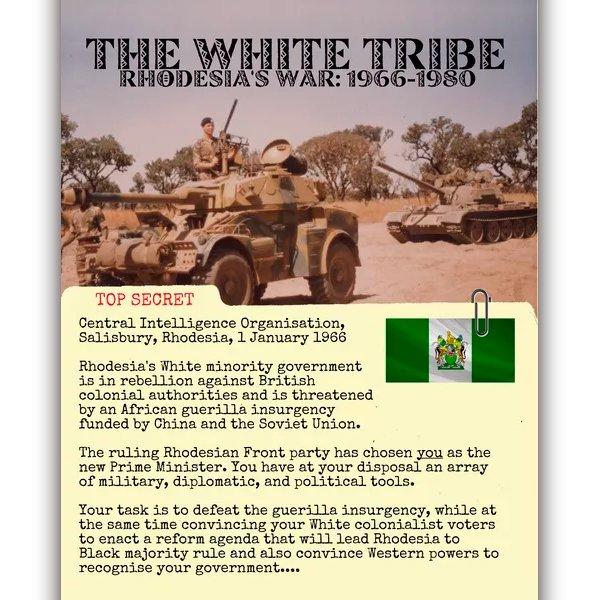 The White Tribe(ローデシア紛争)