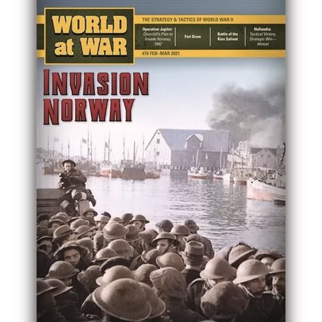 WW76- Operation Jupiter(ジュピター作戦)