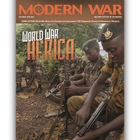MW52- World War Africa: The Congo 1998-2001