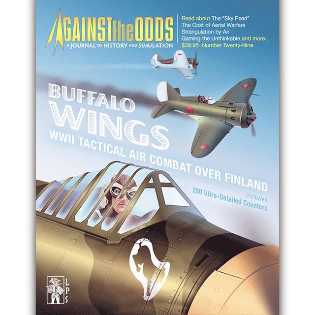 AtO29- Buffalo Wings