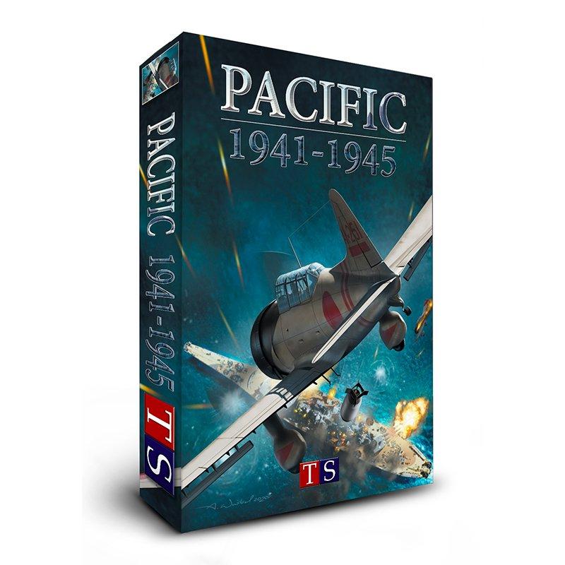 Pacific 1941-1945(太平洋の島嶼戦)