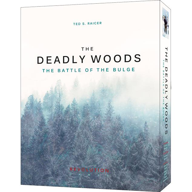 The Deadly Woods(バルジの戦い)ボックス版