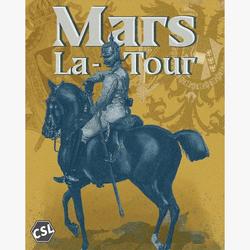 Mars-la-Tour(マルス=ラ=トゥールの戦い)