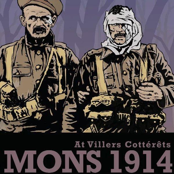 Mons 1914(モンス、1914)
