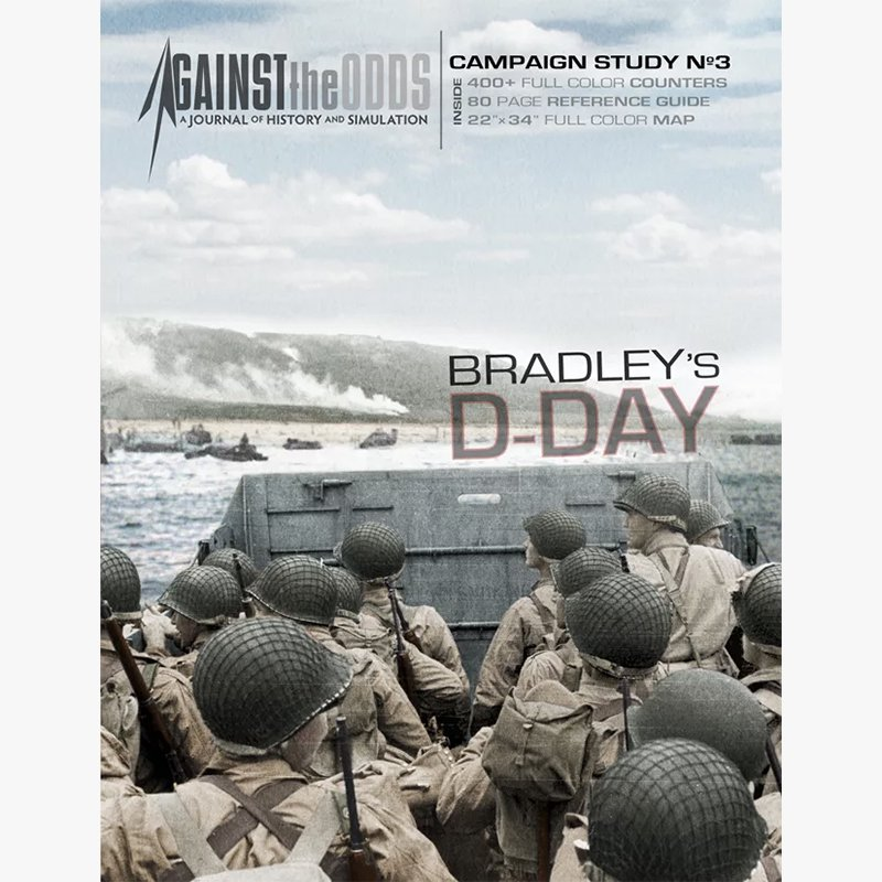 AtOCS03- Bradley's D-Day